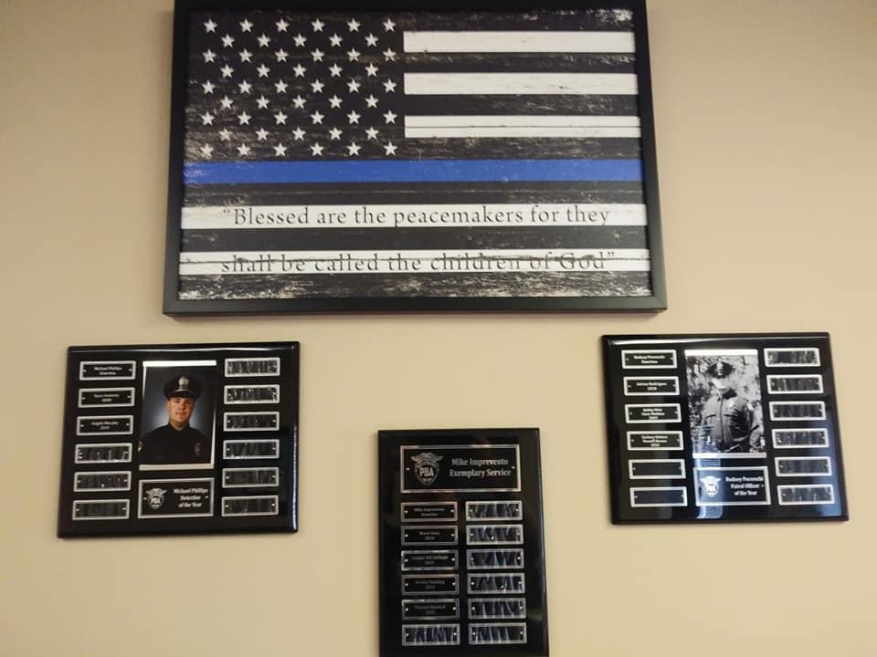 I.U.P.A. Local Virginia Beach PBA 34 Remembering Fallen Officers