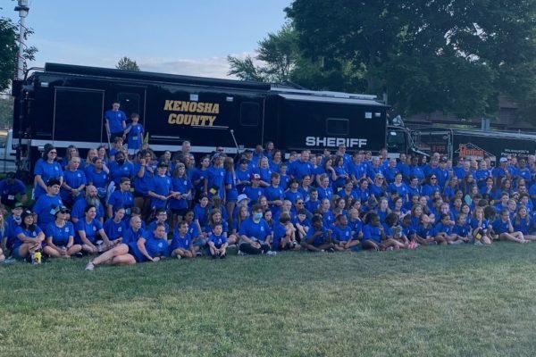 COPS Kids Camp Group 2