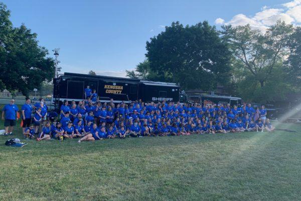 COPS Kids Camp Group