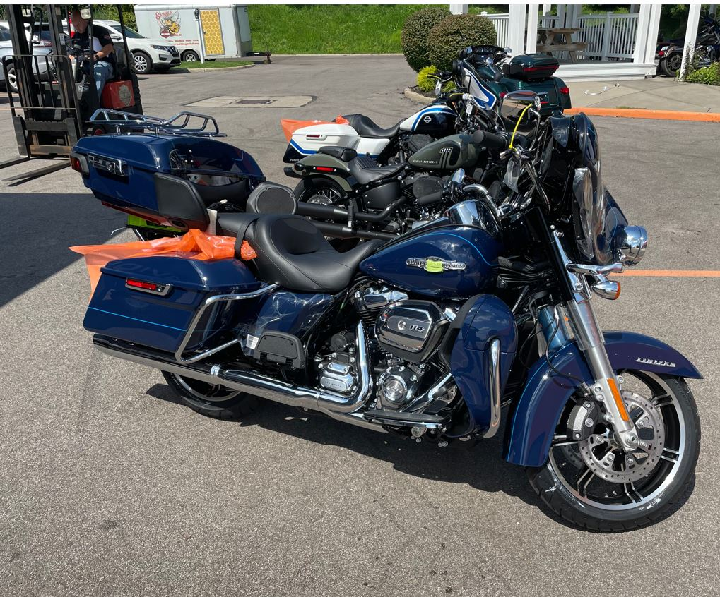 Get Your Ticket Now: September 1 is the Final Day of the LEORF Harley Bike Raffle!