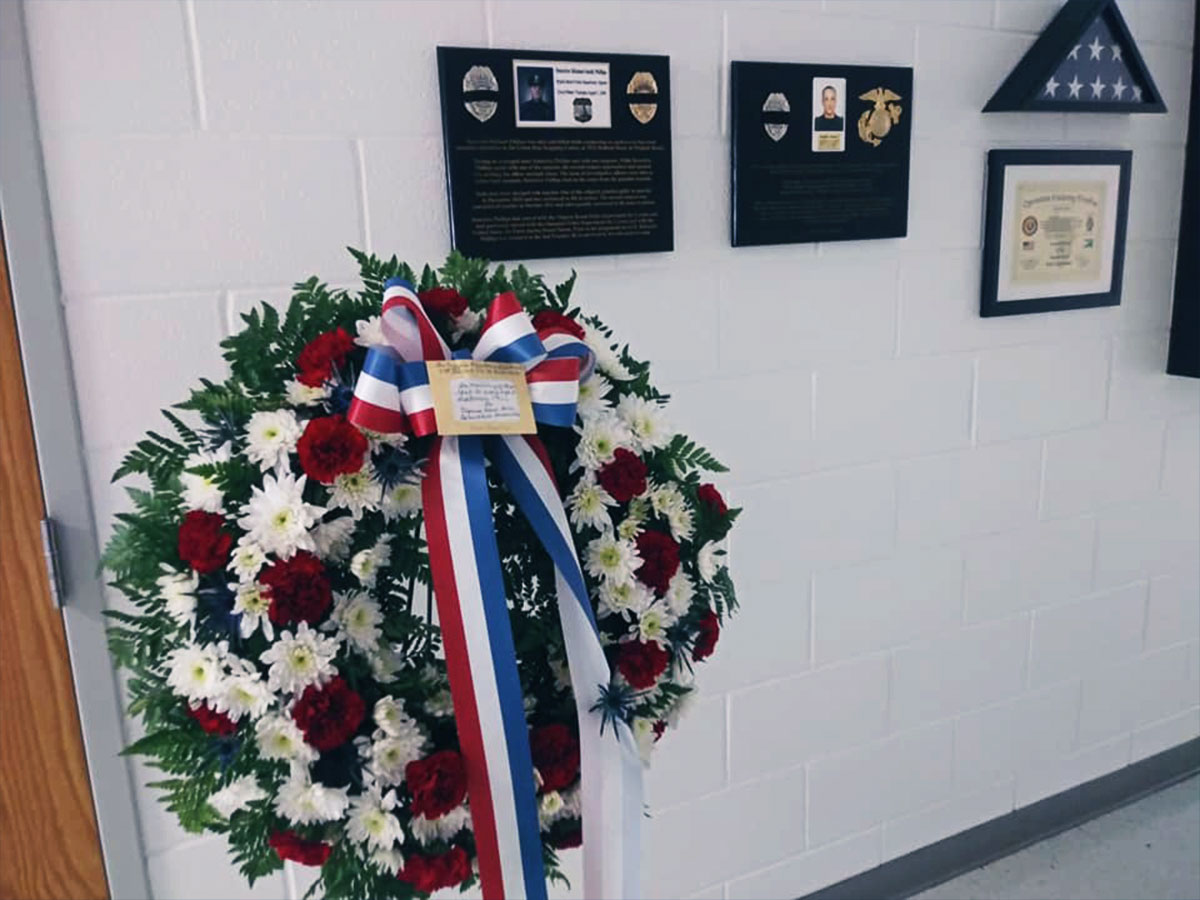I.U.P.A. Local Virginia Beach Police Benevolent Association 34 Honoring First Responders on 9/11